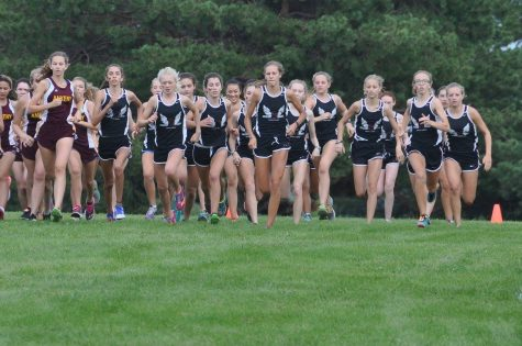 Exciting season ahead for Maroon cross-country