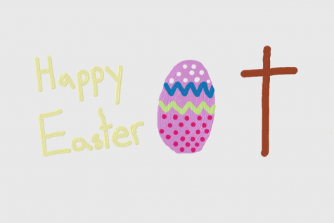 Happy Easter + Easter Mass Times
