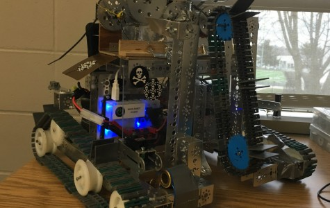 Robotics Club brings students practical experience and real-life application