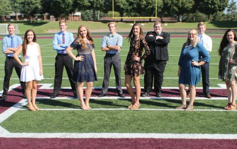 Meet the 2016 Homecoming Candidates