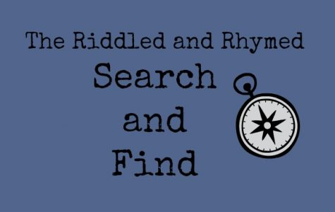Riddled And Rhymed Search And Find – A Schoolwide Scavenger Hunt