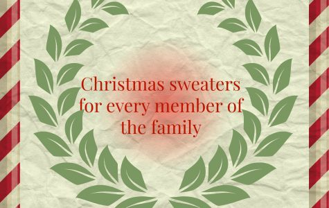 Christmas Sweaters for Every Member of the Family