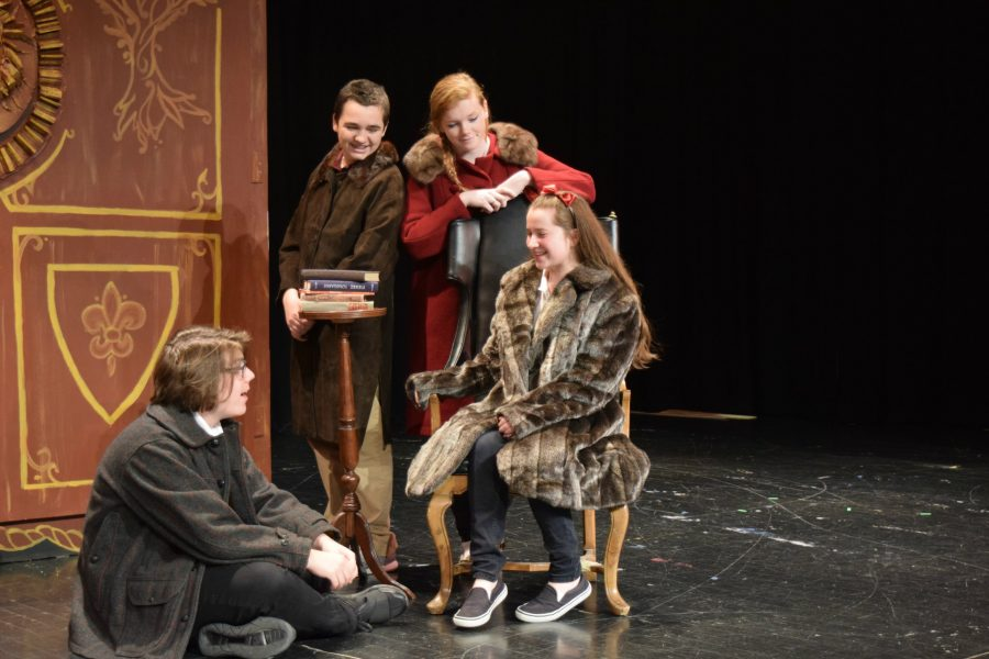 Winter Play: The Lion, the Witch, and the Wardrobe