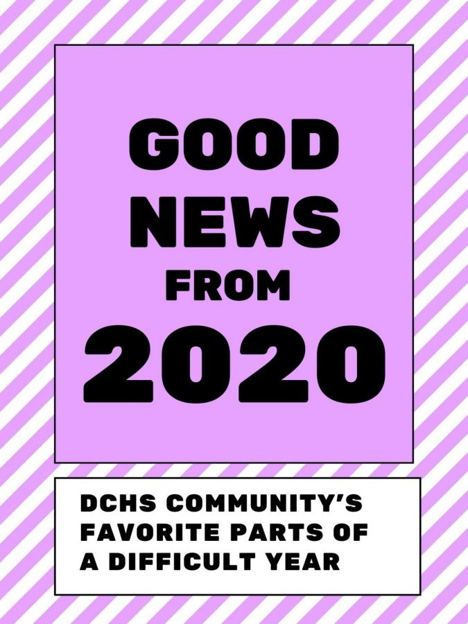Good News from 2020