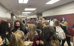 The halls of Dowling are finally full again, just as they have been in the past years.