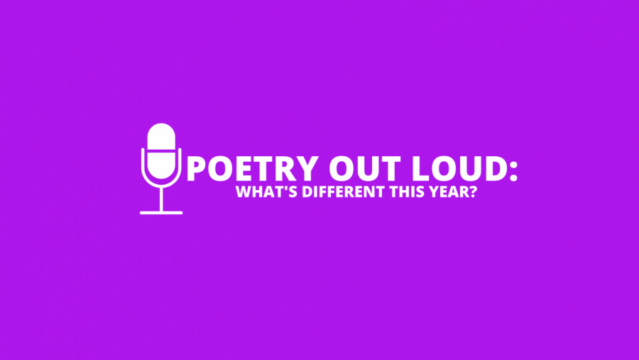 Find out about what has changed this year for Poetry Out Loud