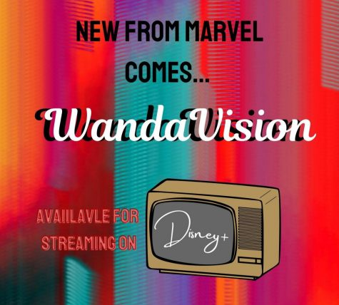 Watch WandaVision on Disney+