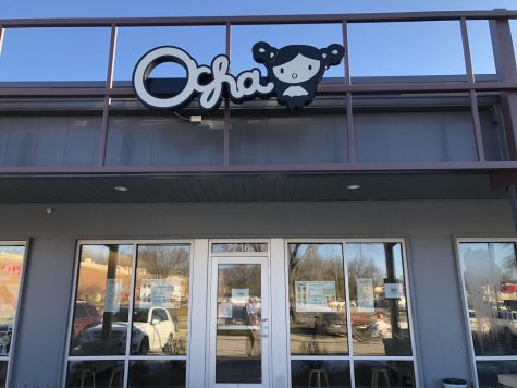 The Outside of Ocha